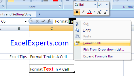 format-text-in-a-cell