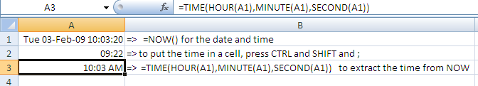 tell-the-time-in-excel